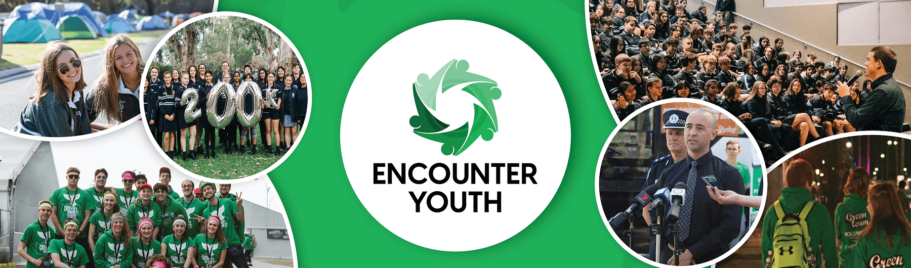 Find out more about Encounter Youth