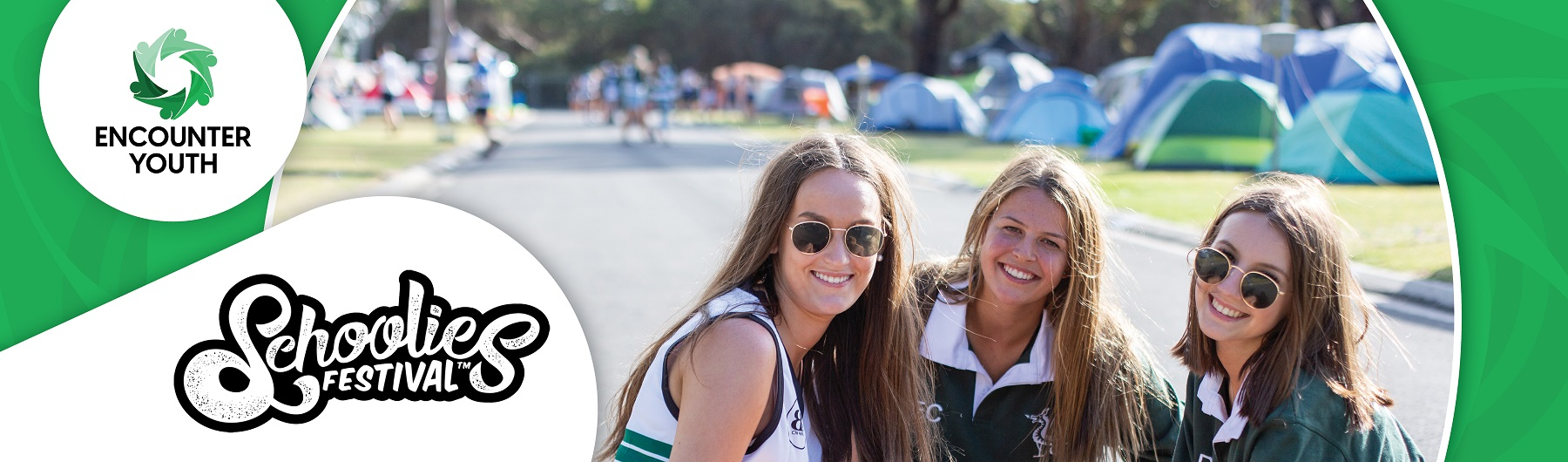 Encounter Youth hosts the Schoolies Festival.
