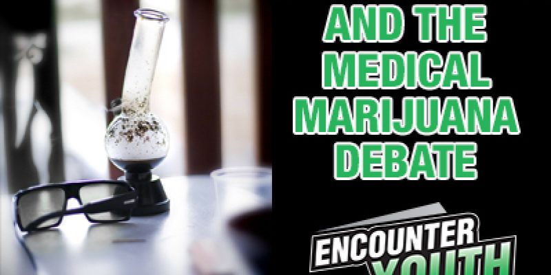 Young People debate Medical Marijuana