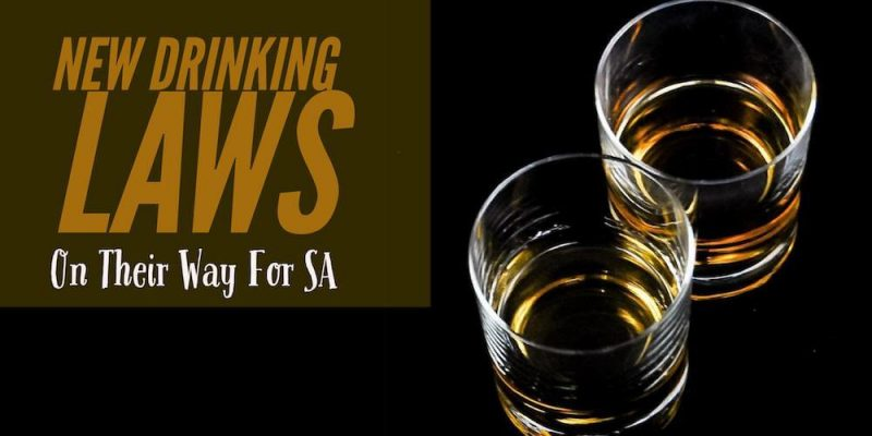 New Drinking Laws