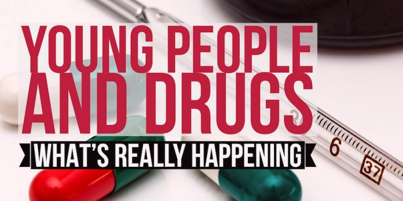 Young People and Drugs whats really happening