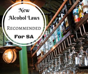 New alcohol laws