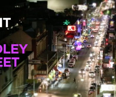 A Night on Hindley Street [VLOG]