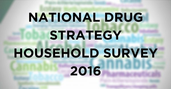 Teacher Resources: National Drug Strategy Household Survey 2016