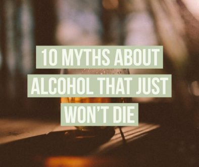 Myths about alcohol