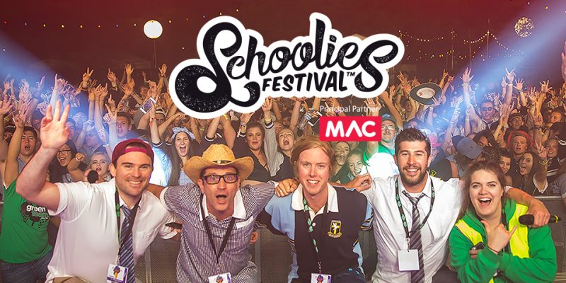 Schoolies Festival 2017