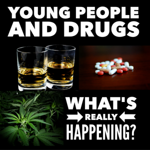 Young people and drugs blog title image