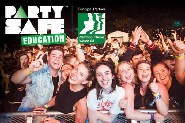 Encounter Youth hosts Party Safe Education.