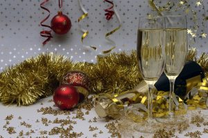 It young people are present when sharing those Christmas drinks, it could be shaping what they see as 'normal' while celebrating.