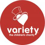 Variety - The Children's Charity logo
