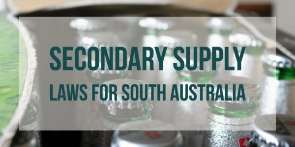 Teacher Resources: Secondary Supply Laws for South Australia