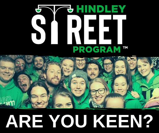 Hindley Street Program, Are You Keen?