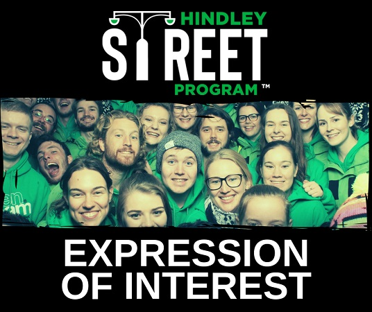 Hindley Street Program, Expression of Interest