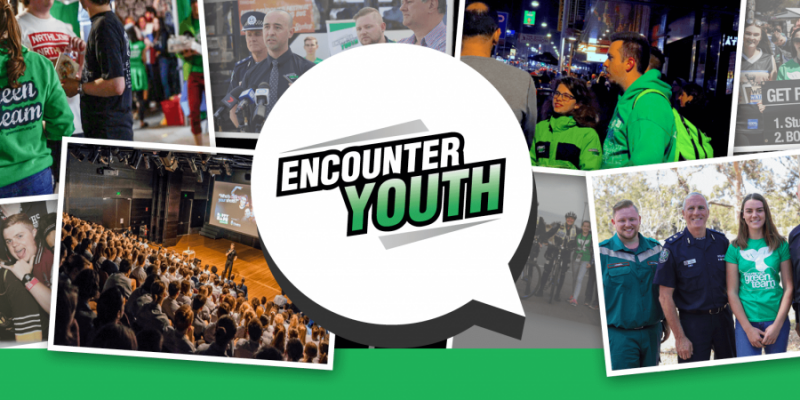 Encounter Youth COVID-19 Message