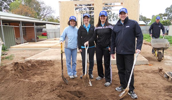Habitat for Humanity, Community Support Opportunities