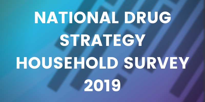 National Drug Strategy Household Survey 2019, Encounter Youth